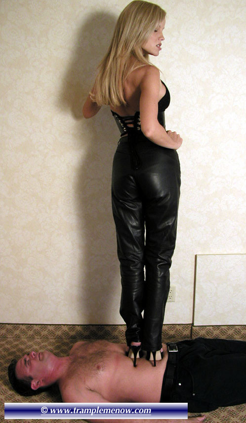 Femdom Trample Movies Clips