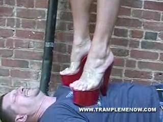 Trample fetish site